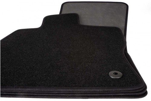 Velour Fussmatten für VW Up ab 11/2011 / Cross Up ab 09/2013