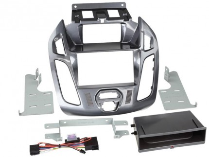 2-DIN Radioblende Inbay® Ford Transit Connect (Display) Nebula 2013 >