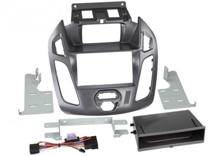 2-DIN Radioblende Inbay® Ford Transit Connect(Display) Pegasus 2013 >
