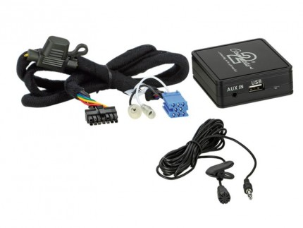 Bluetooth Adapter Citroen RD3