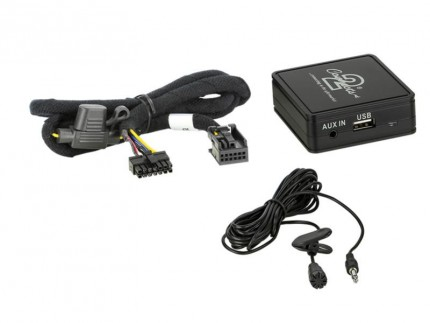 Bluetooth Adapter Citroen RD4