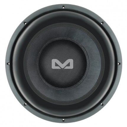 Ampire Black 12.1 Subwoofer Chassis 300 mm (30 cm/12 Zoll) 5000 Watt